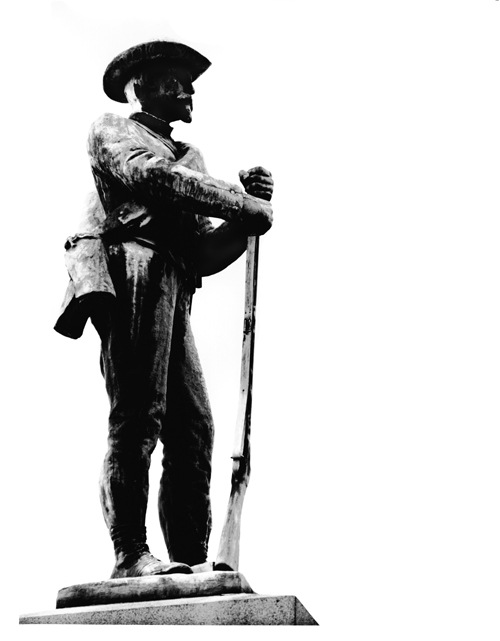Steven S. Gearhart, Civil War Monument